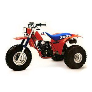 86/87 Honda ATC 200 X