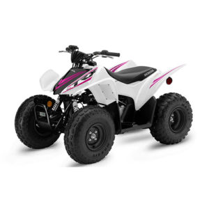 Honda TRX 90 06-21