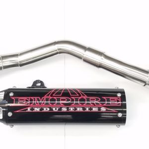Empire Industries ATC 350 X Full Exhaust System