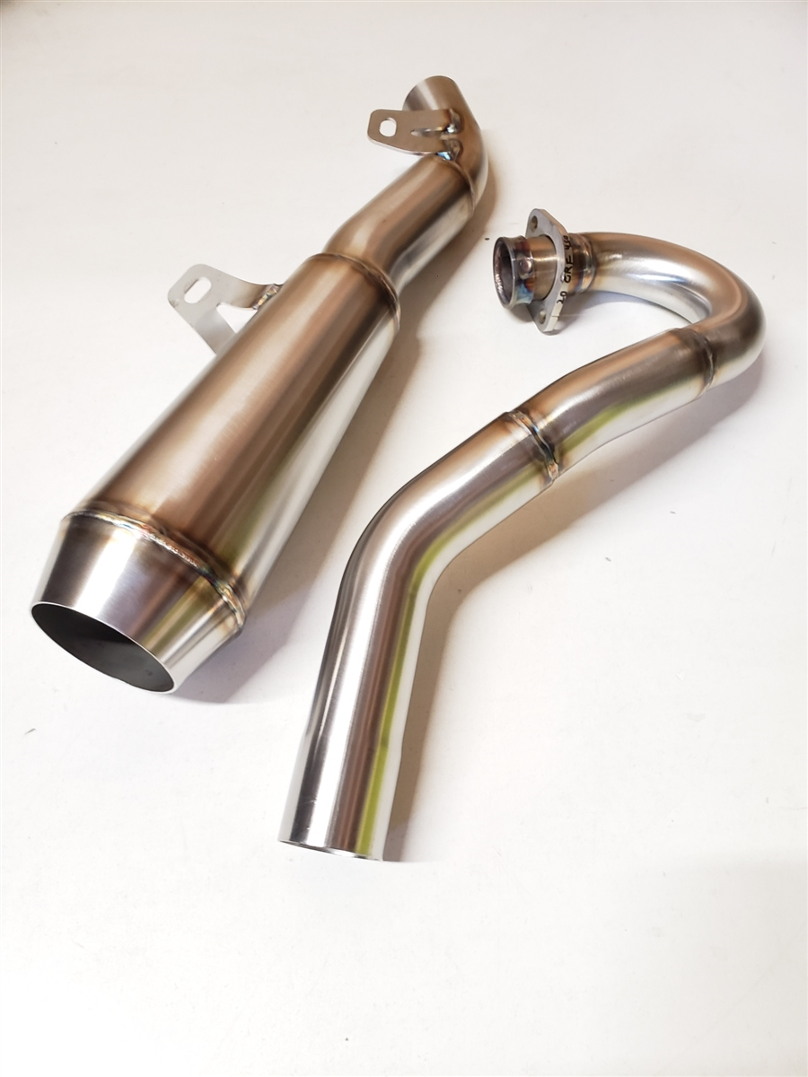 Empire Industries In frame Drag Pipe for 17-21 Honda CRF 450 R