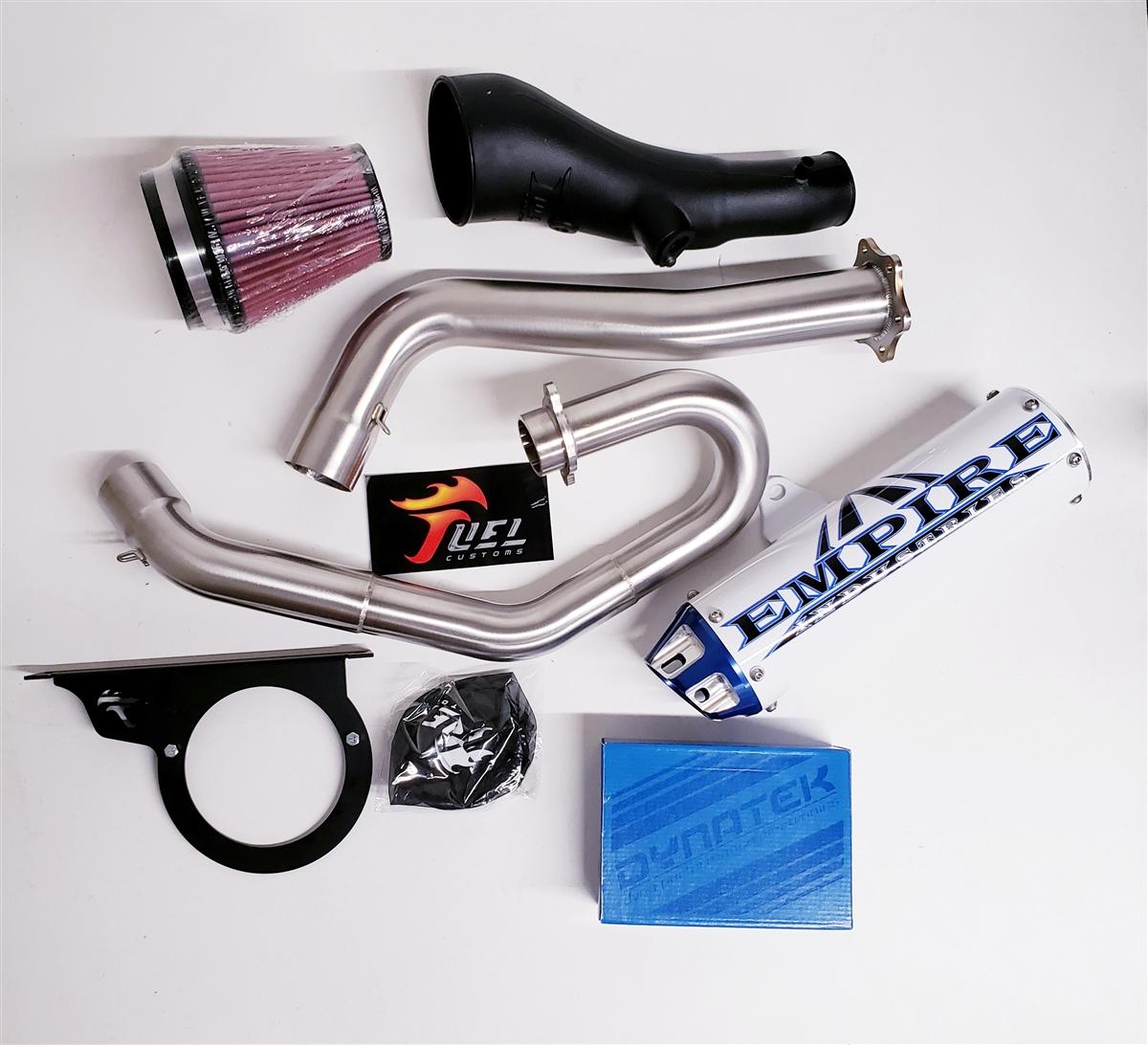 Empire Industries Gen 2 15-19 Yamaha Raptor 700 Big 3 Power Package
