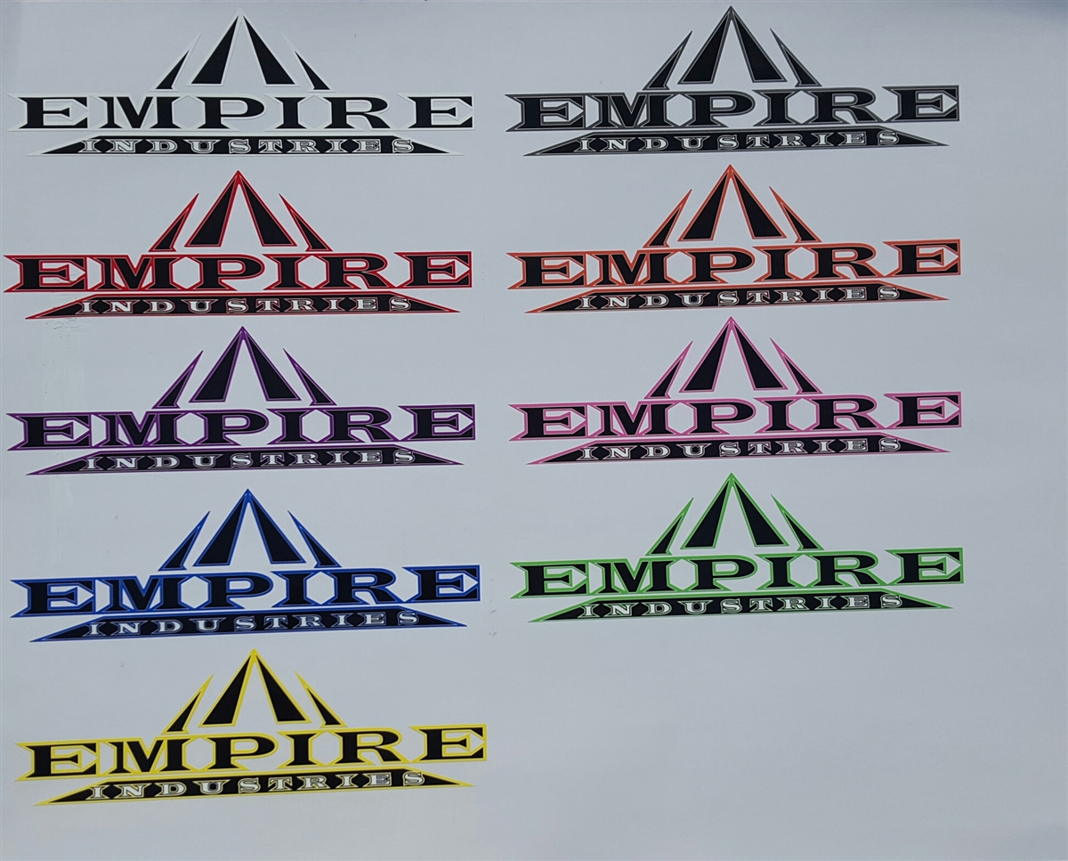 Empire Industries Decal