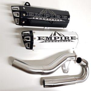 Empire Industries Gen 2 Exhaust Honda TRX 450 06-14