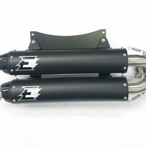Can Am Maverick X3 Exhaust Dual Exhaust Power Package