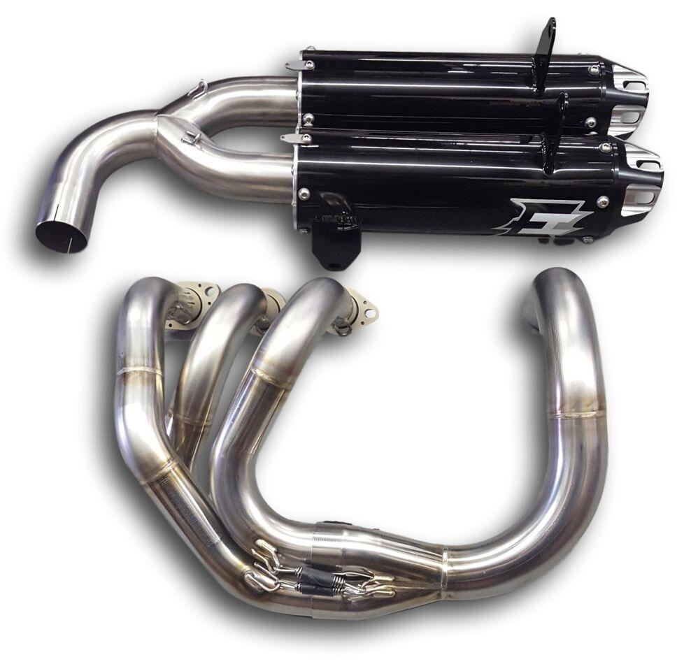 Yamaha YXZ Full Exhaust & ECM Reflash Package