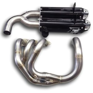 Yamaha YXZ 1000R Full Exhaust System
